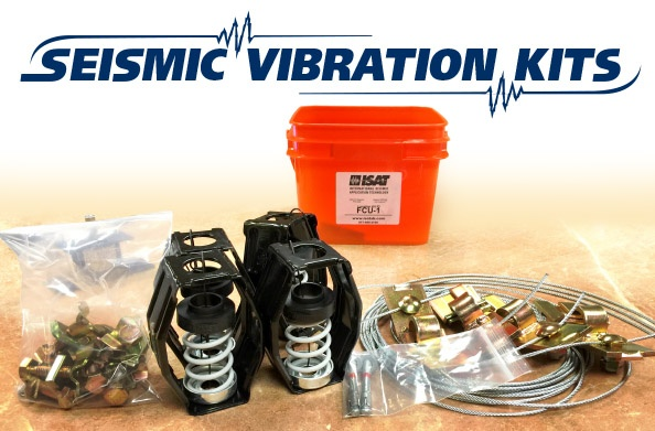 Vibration Isolation Seismic Kits