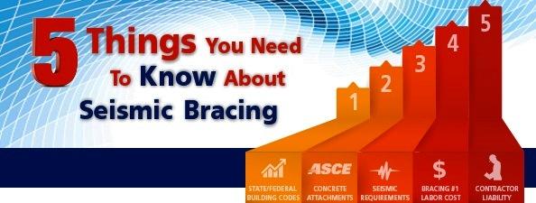 seismic bracing